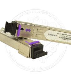 Одноволоконні SFP 100Mbps WDM модулі FoxGate