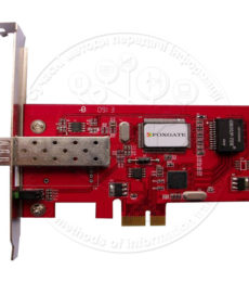FoxGate OptoNIC 1000Base-FX PCI-E Ethernet адаптер