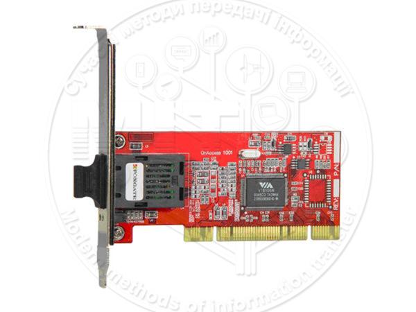 FoxGate OptoNIC 100Base-FX PCI Ethernet адаптер