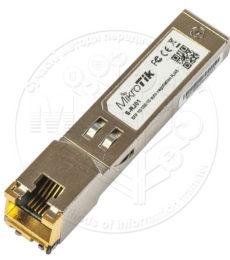 SFP модуль MikroTik S-RJ01