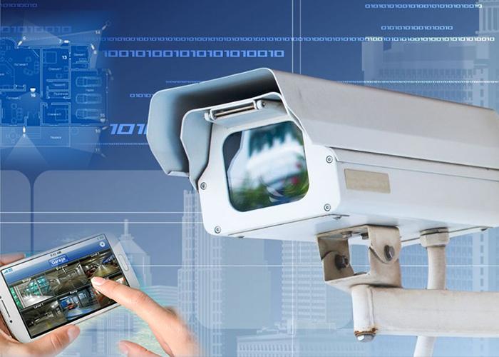 Системи безпеки камери відеонагляду