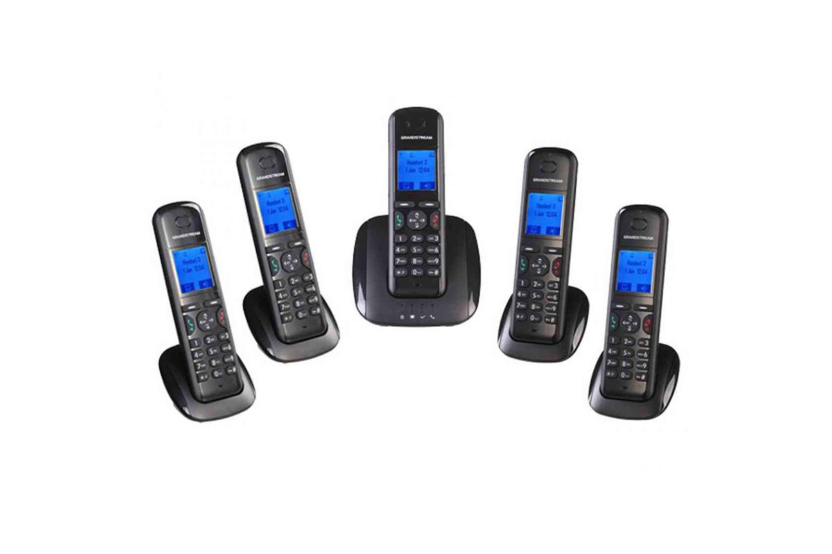 VoIP DECT телефони