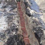 Прокладання кабеля в землі
