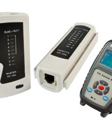 Обладнання для вимірювання в мережах кабельного ТБ